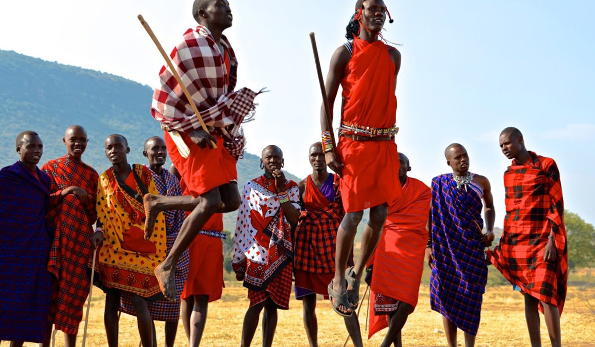 Maasai Culture in Tanzania